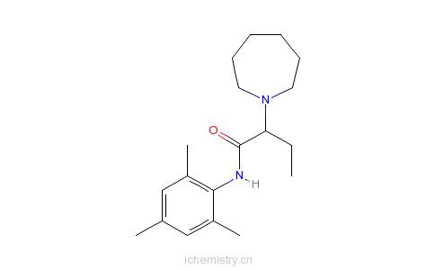 CAS:118564-56-0的分子结构