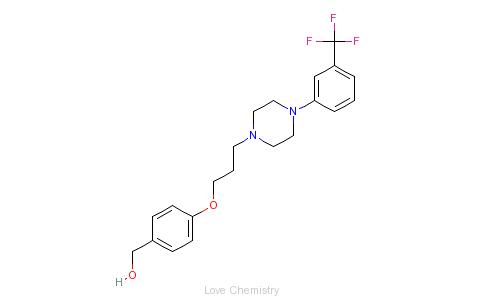 CAS:119321-50-5的分子结构