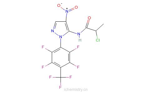 CAS:119539-69-4的分子结构