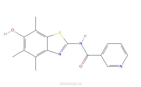CAS:120164-63-8的分子结构
