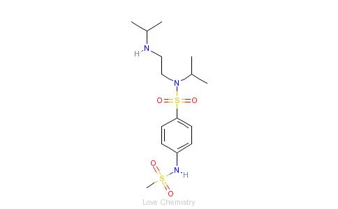 CAS:120688-08-6的分子结构