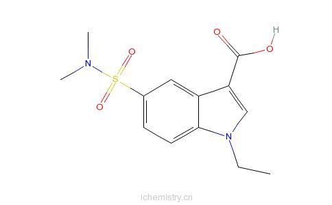 CAS:120729-93-3的分子结构