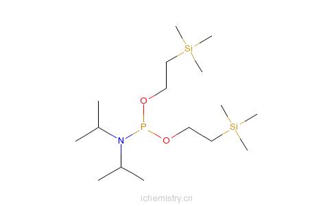 CAS:121373-20-4的分子结构