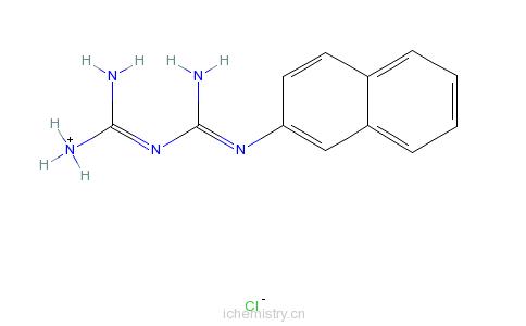CAS:1215-36-7的分子结构