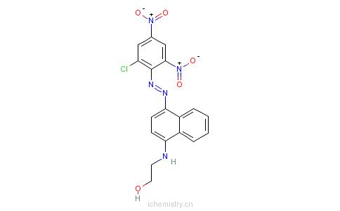 CAS:12222-83-2的分子结构