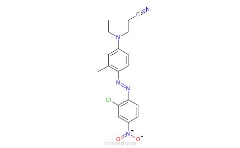 CAS:12223-38-0的分子结构