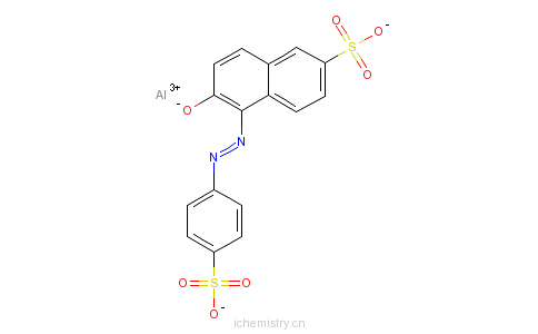CAS:12227-60-0的分子结构