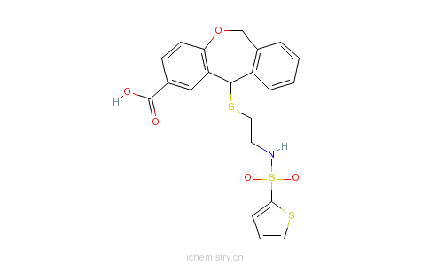 CAS:123226-56-2的分子结构