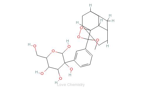 CAS:123954-01-8的分子结构