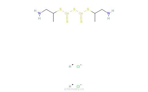 CAS:124187-07-1的分子结构