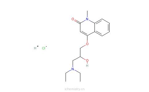 CAS:124656-87-7的分子结构