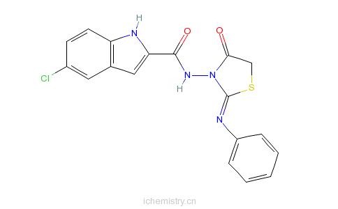CAS:126016-50-0的分子结构