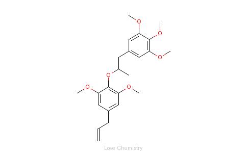 CAS:126456-04-0的分子结构