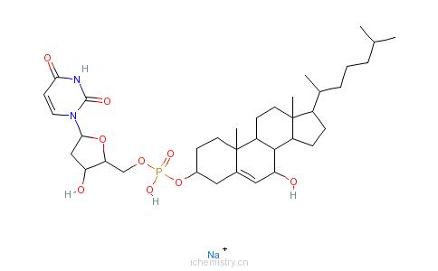 CAS:126671-67-8的分子结构
