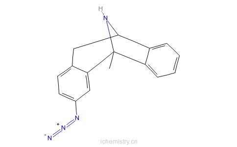 CAS:127627-58-1的分子结构