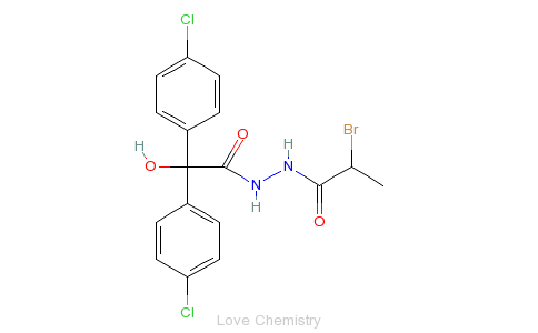 CAS:128156-84-3的分子结构