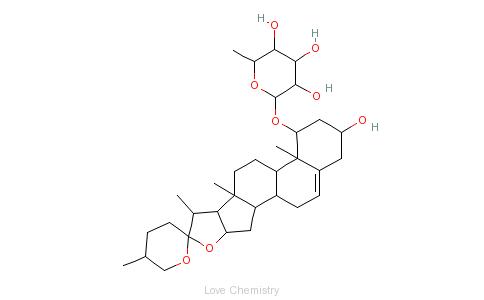 CAS:128397-27-3的分子结构