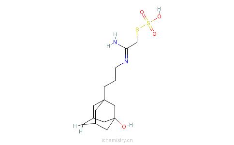 CAS:128487-68-3的分子结构