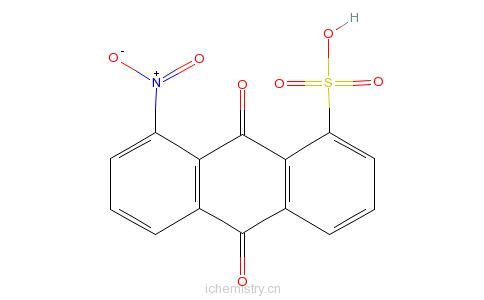 CAS:129-37-3的分子结构