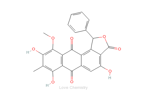 CAS:129037-81-6的分子结构