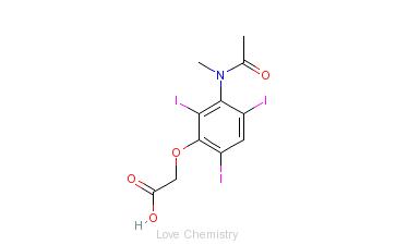 CAS:13080-24-5的分子结构