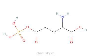 CAS:13254-53-0的分子结构
