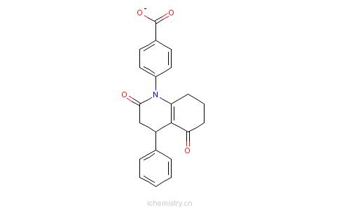 CAS:132600-15-8的分子结构