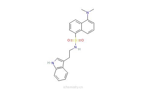 CAS:13285-17-1的分子结构