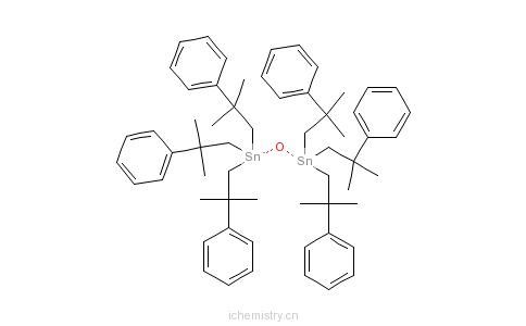CAS:13356-08-6_苯丁锡的分子结构