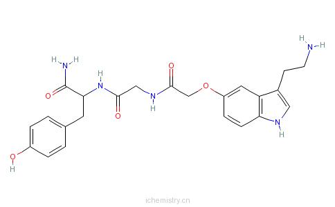 CAS:133790-08-6的分子结构