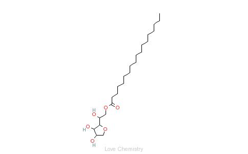 CAS:1338-41-6_斯盘60的分子结构