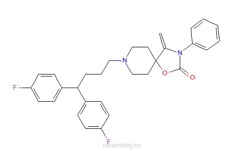 CAS:134069-75-3的分子结构