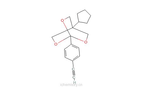 CAS:134133-80-5的分子结构
