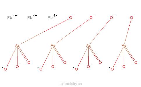 CAS:13464-43-2的分子结构