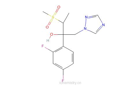 CAS:134779-41-2的分子结构