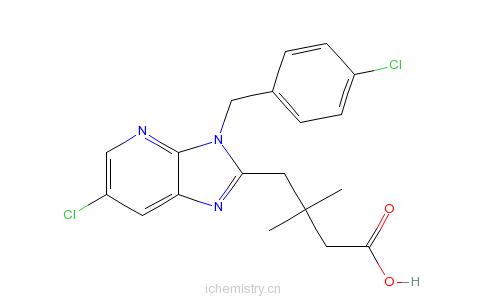 CAS:136122-46-8的分子结构