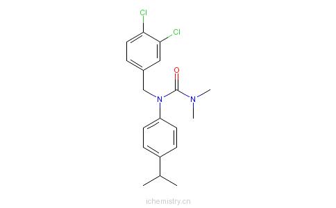 CAS:136132-25-7的分子结构