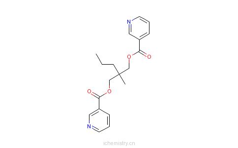 CAS:13671-63-1的分子结构