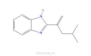 CAS:13786-51-1的分子结构