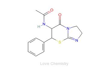 CAS:137918-85-5的分子结构