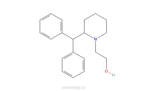 CAS:13862-07-2的分子结构