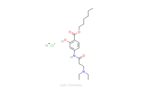 CAS:14028-10-5的分子结构