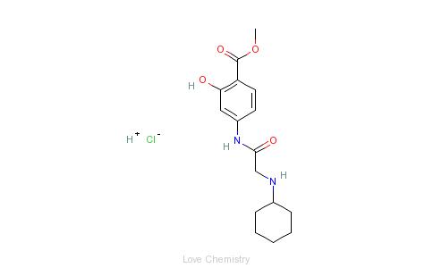 CAS:14102-32-0的分子结构