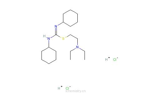 CAS:14122-44-2的分子结构