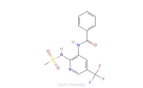 CAS:141283-84-3的分子结构