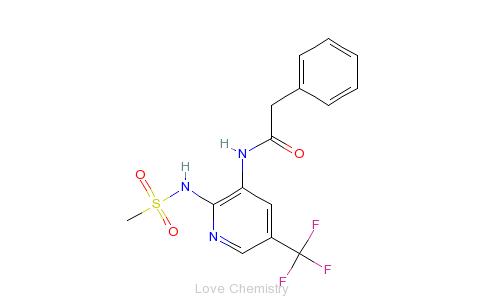 CAS:141284-00-6的分子结构