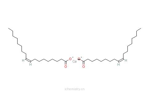 CAS:142-17-6_油酸钙的分子结构