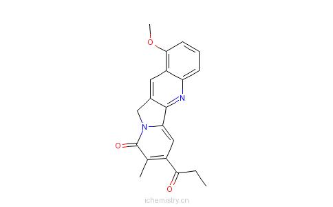 CAS:142727-51-3的分子结构