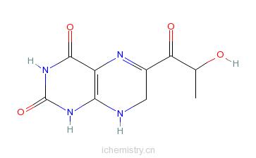 CAS:14331-49-8的分子结构