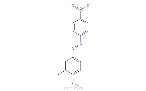 CAS:1435-63-8的分子结构